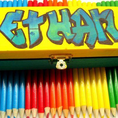 Legal graffiti….