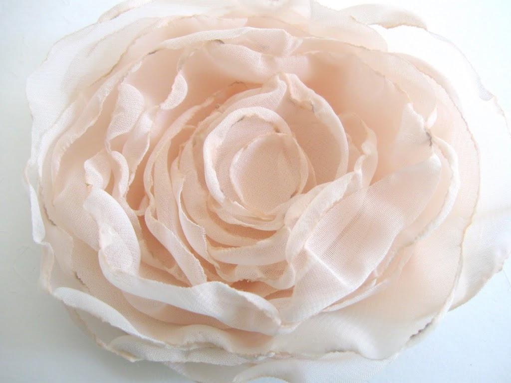 Как сделать розы из фатина