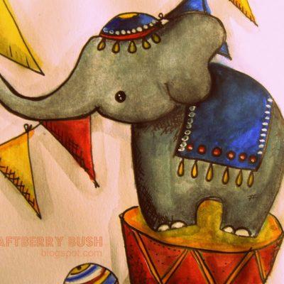 El Elefante del Circo…