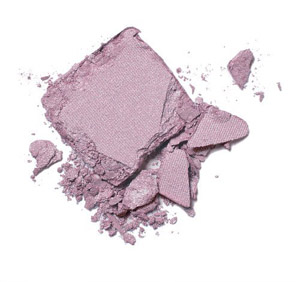 My purple eye shadow gets a makeover…