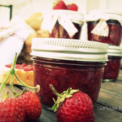 Summer in a jar…