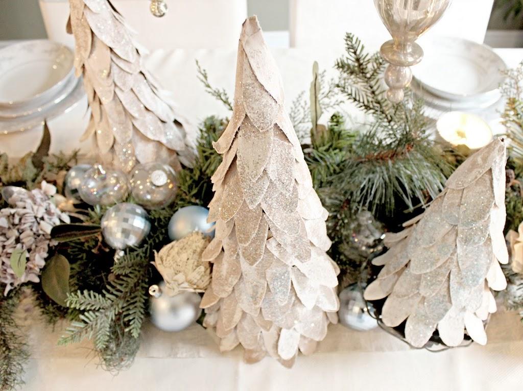 Cardboard christmas tree tutorial - Tutorial arbol de navidad ...