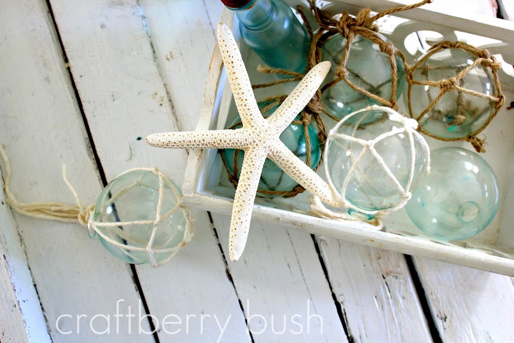 Faux floating buoy….a tutorial