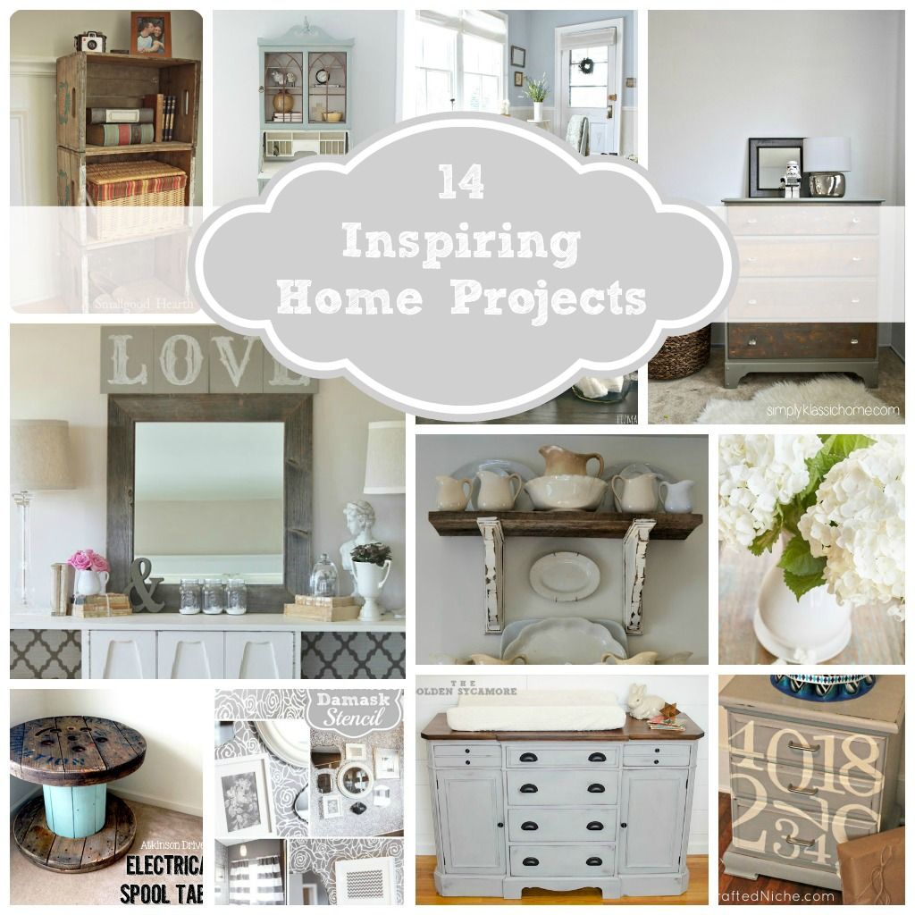 14 Inspiring Home Projects