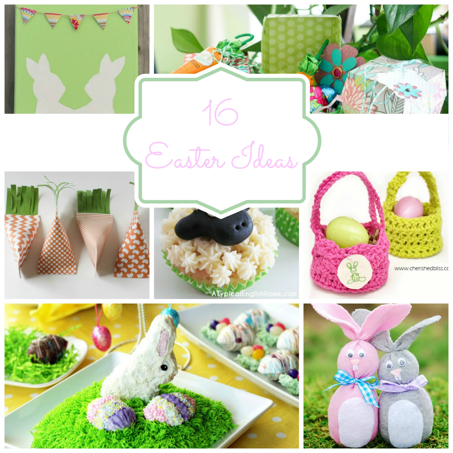 16 Easter Ideas