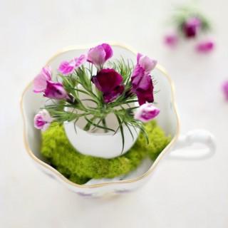 purplefloweroneggvasecraftberrybush2