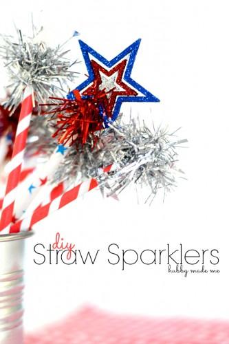 StrawSparklers