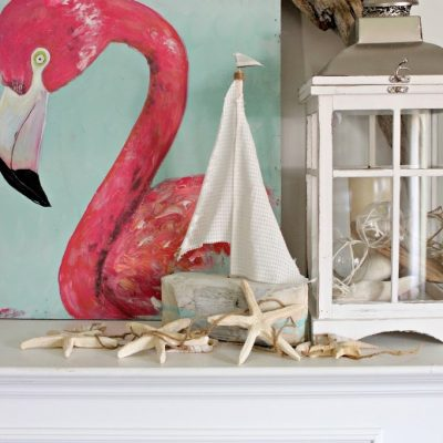 Summery Mantel