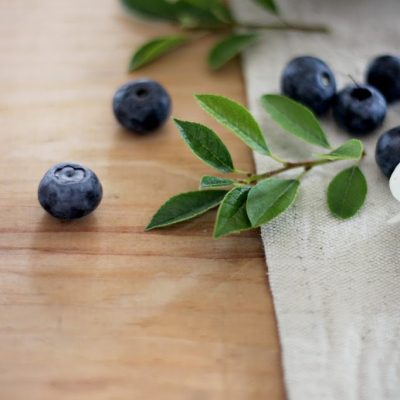 Summer is…fresh blueberries and the Jul/Aug issue of Celebrating Everyday Life