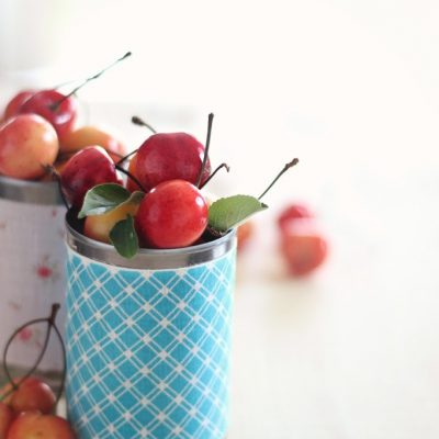 Summer is…cherries
