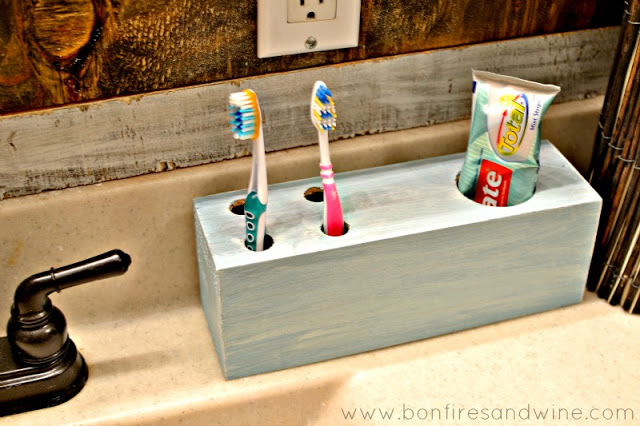 diy toothbrush holder final