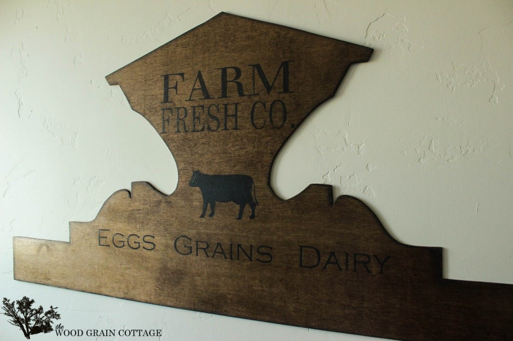 Laundry Room Sign by The Wood Grain Cottage