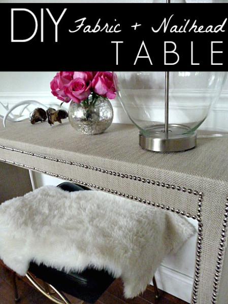 diy-fabric-and-nailhead-table