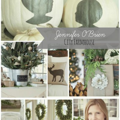 GIVEAWAY – Creatively Made Home (home for the holidays)