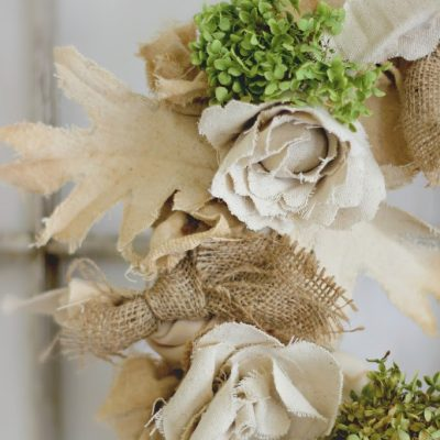 Updated Fall Wreath and Seasons of Home – Autumn Edition