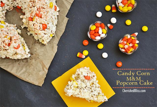Candy-Corn-MM-Popcorn-Cake