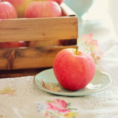 Homemade Apple Tea