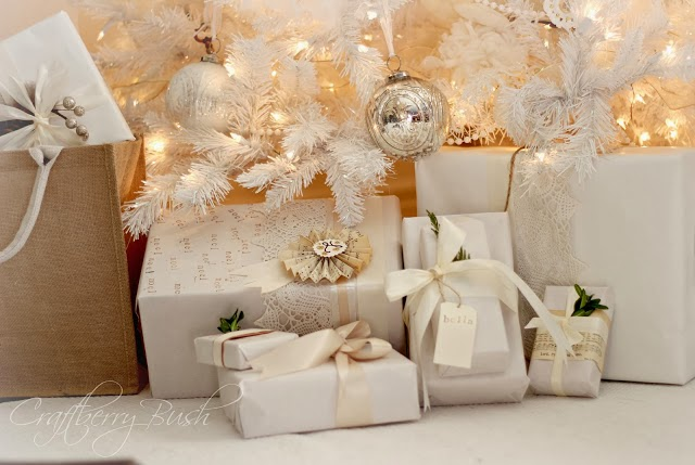 December Club Projects | live. laugh. stamp. |Wrapped Christmas Presents Under The Tree