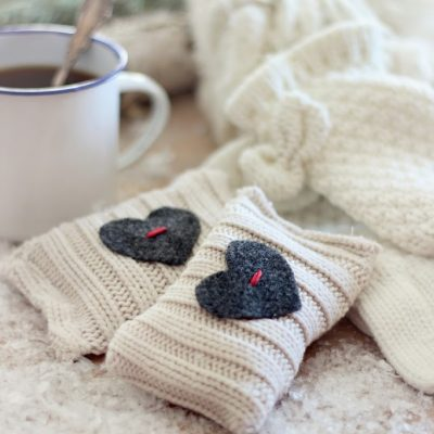 Seasons of Home, Winter Edition – Super quick hand warmers
