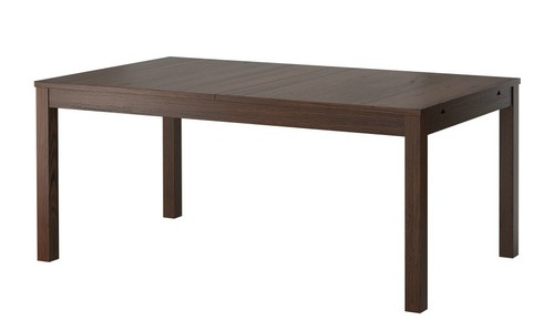 Faux Farm Table An IKEA Hack
