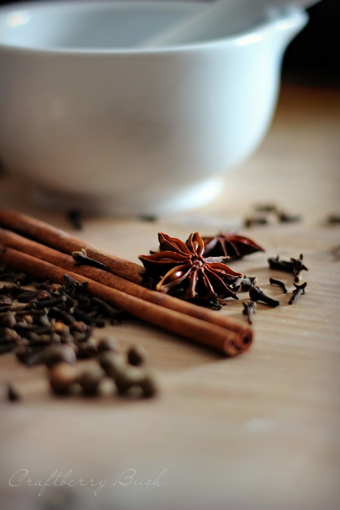 Almost authentic Chai and some thoughts about winter