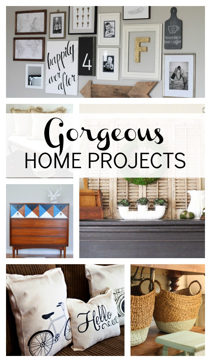Gorgeous Home Projects