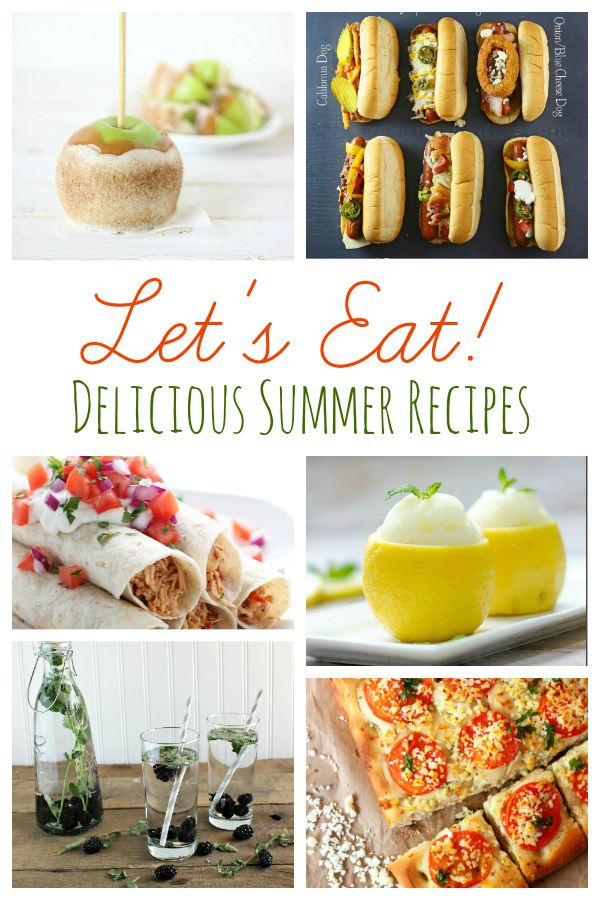 Let's Eat! - Delicious Summer Recipes