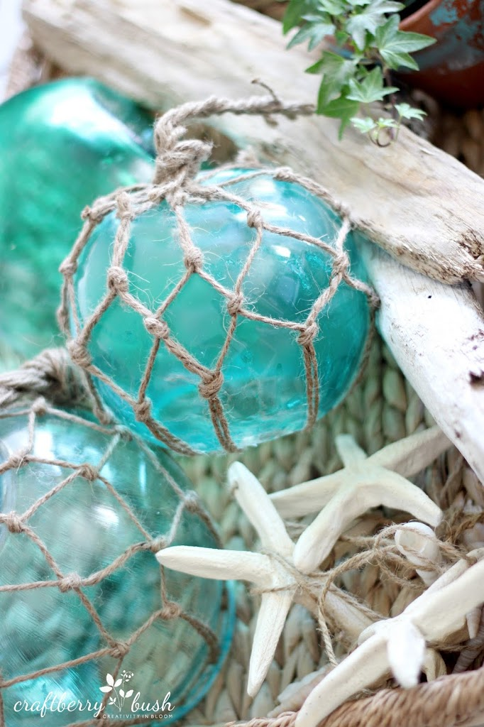 Large Glass Buoys Diy