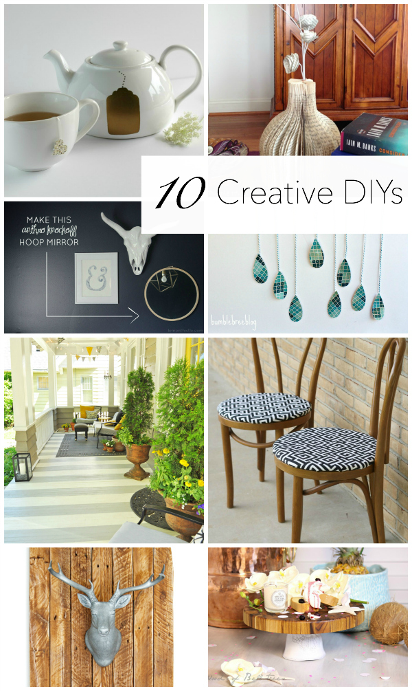 10 creative diys