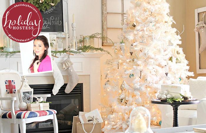 Holiday Hostess Invite