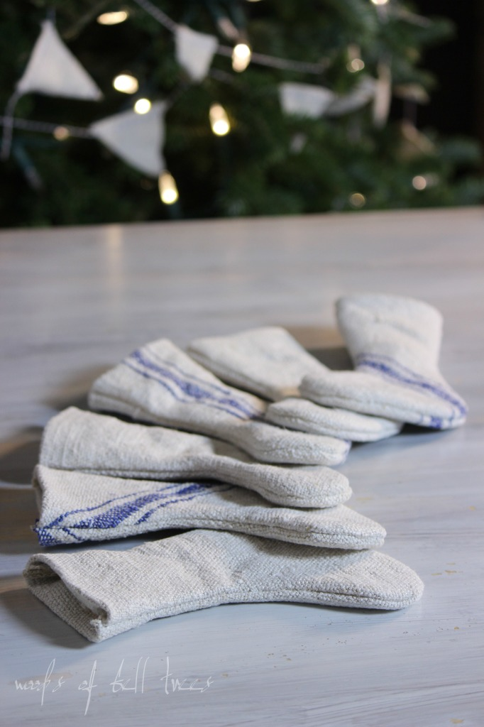 grain-sack-stocking-mini-miniature-christmas-idea-craft-DIY-blue-decorations-3-682x1024