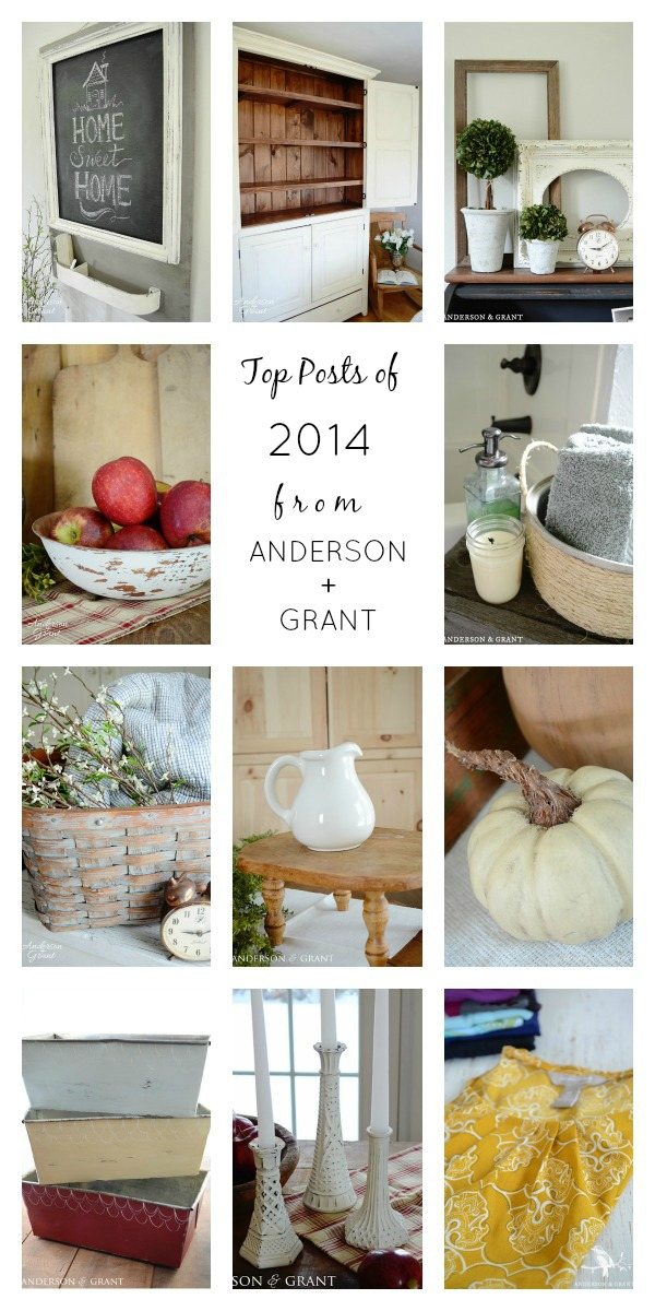 Top posts of 2014 from anderson + grant