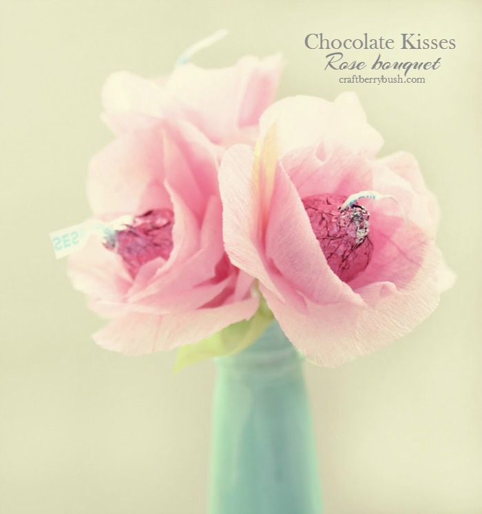 chocolatekissesrosebouquetcraftberrybush