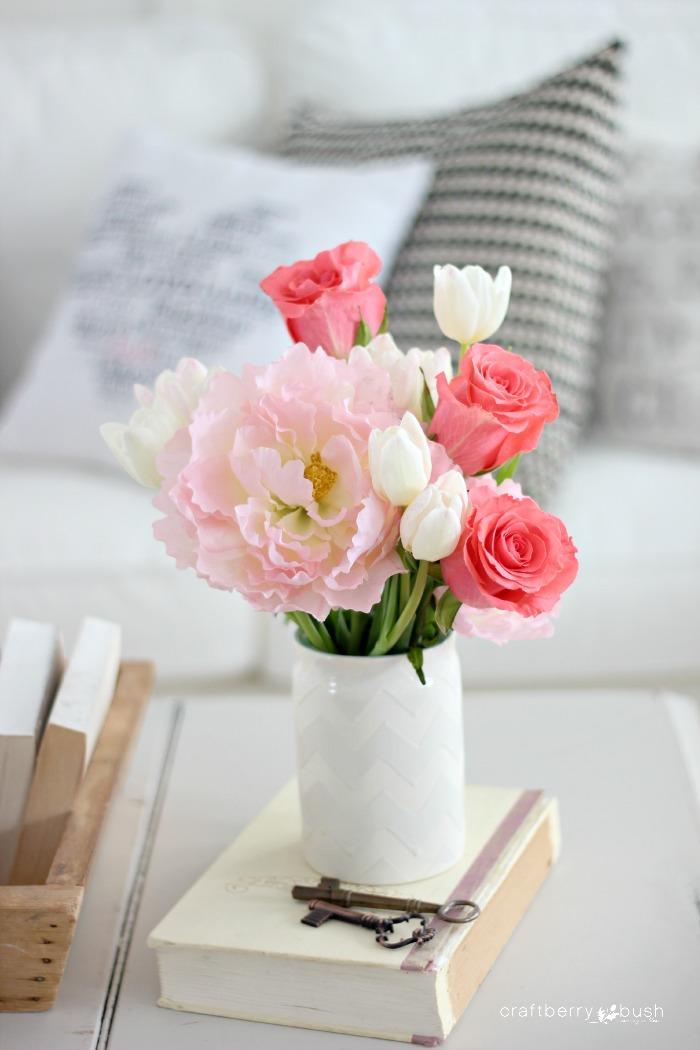 Pinkinthelivingroomcraftberrybush