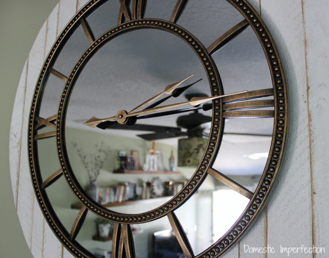 Large-Rustic-Glam-Wall-Clock