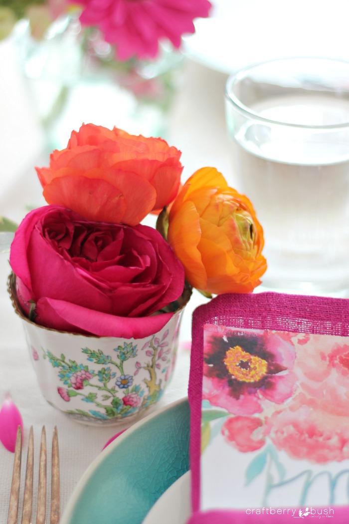 Springprintablemenucraftberrybush