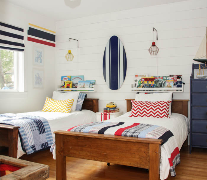 Nautical-Camp-Style-Boys-Bedroom-Reveal-at-thehappyhousie.com-4