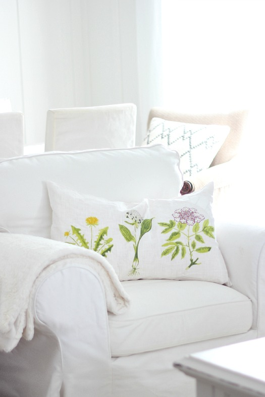 livingroompillowcloseupcraftberrybush