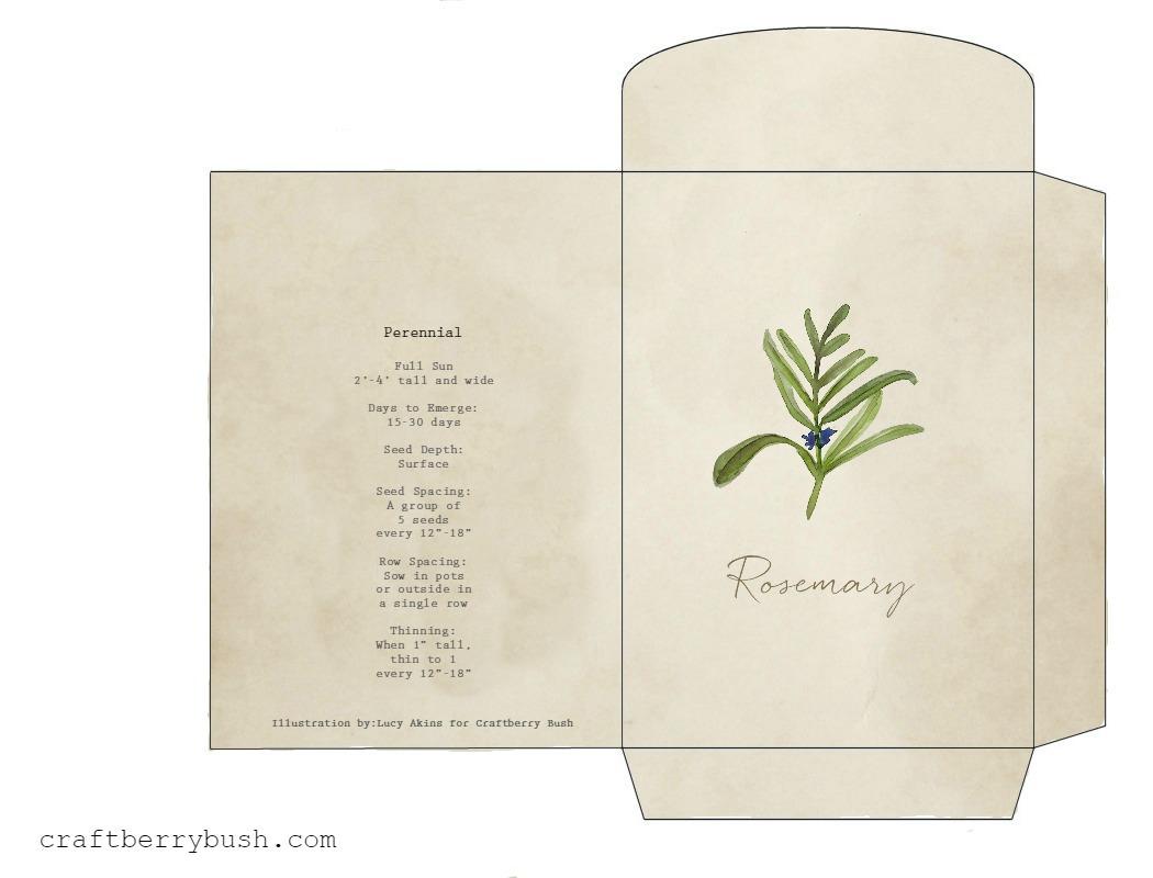 rosemarypacket