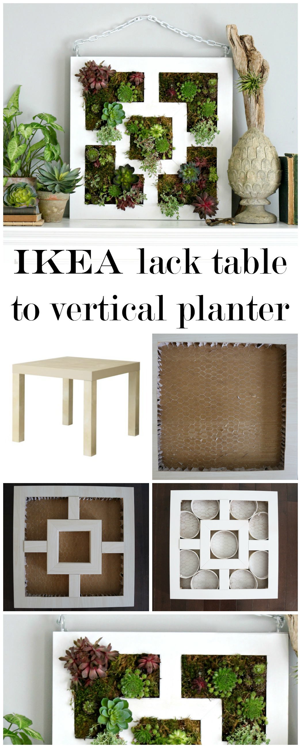 ikealacktabletoverticalplantercraftberrybush