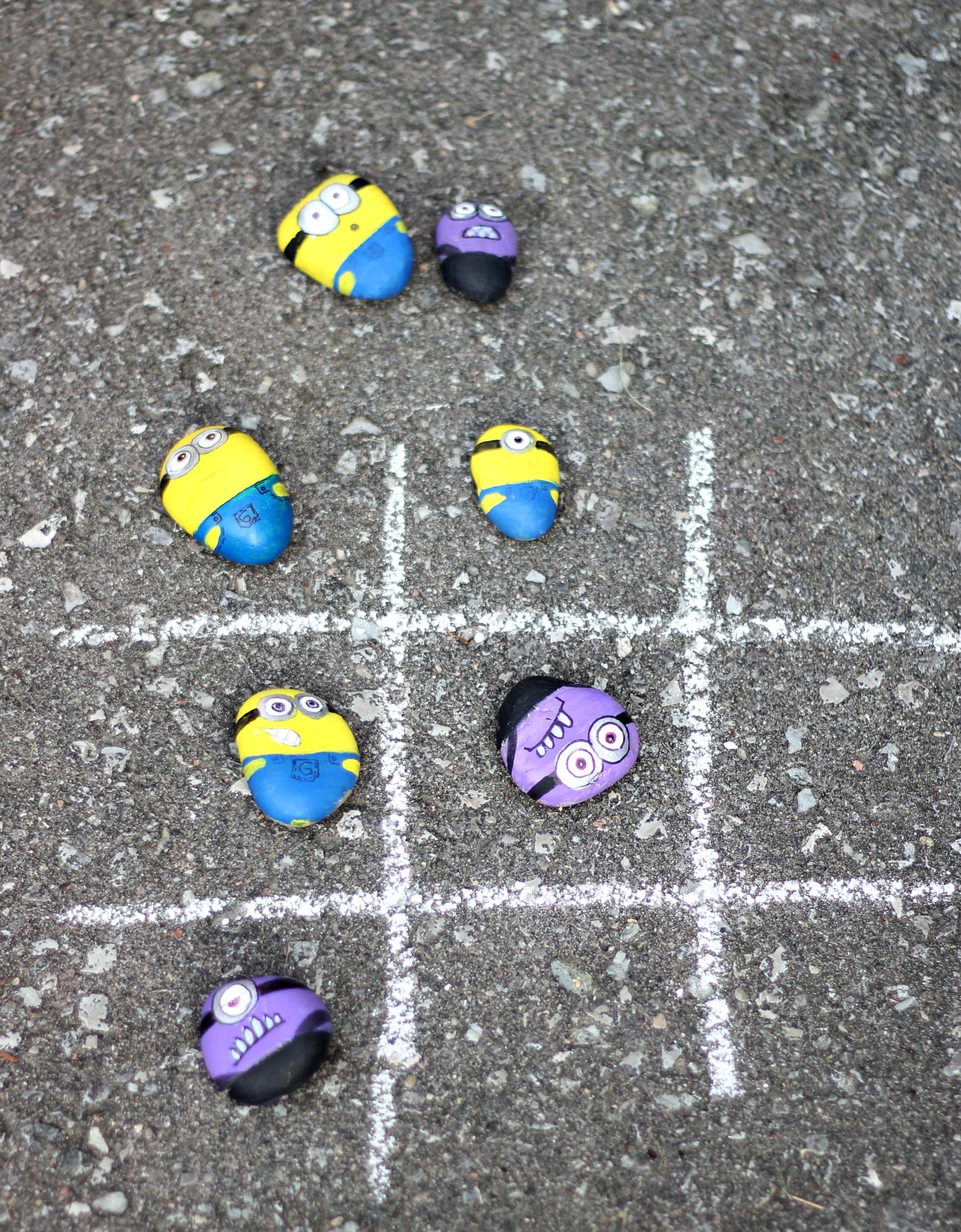 minion rocks craftberrybushformakesandtakes3