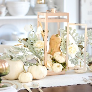 neutralpumpkincenterpiece-9