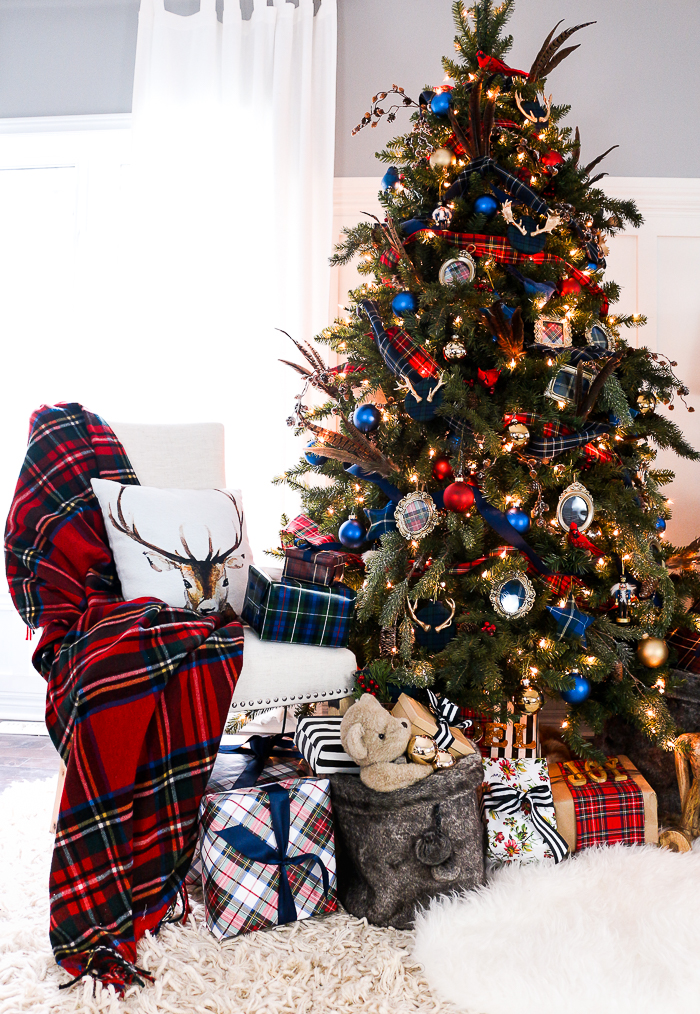 Michaelsdreamtreecraftberrybush-15 - Michaels Makers The Preppy Tree €� Plaids And Tartan