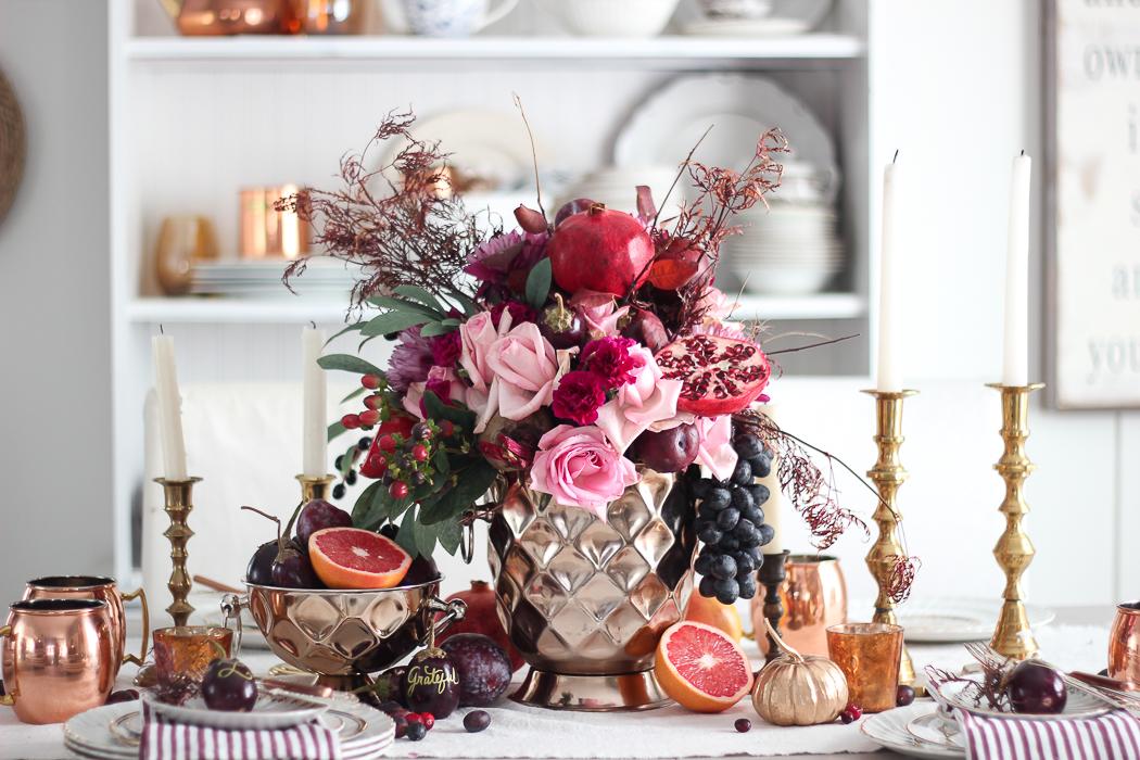 Thanksgivingtablescapecraftberrybush-9