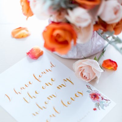 Free Valentine's Day Watercolor Printable
