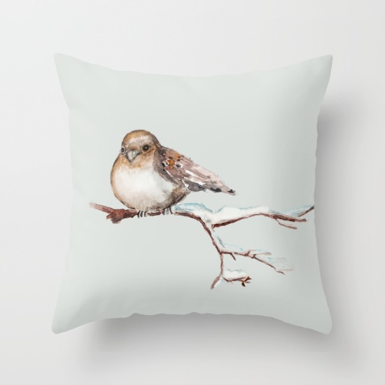 winter-sparrow-2-pillows