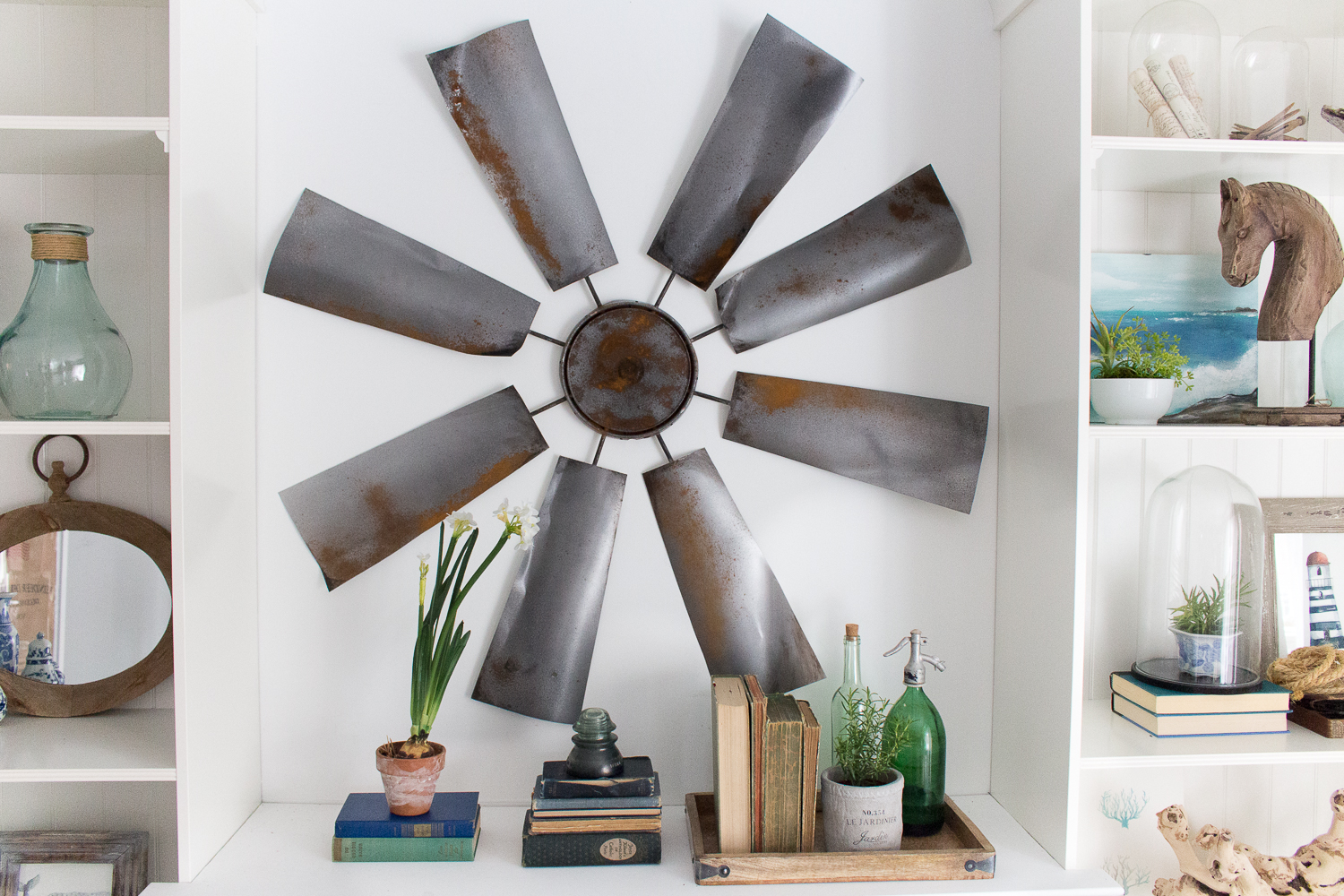 Fixer upper decor diy windmill amipublicfo Gallery