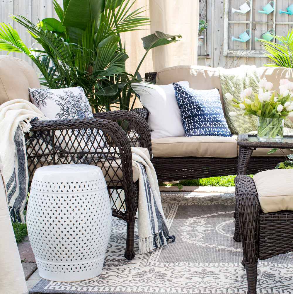 Patio Makeover with Joss & Main