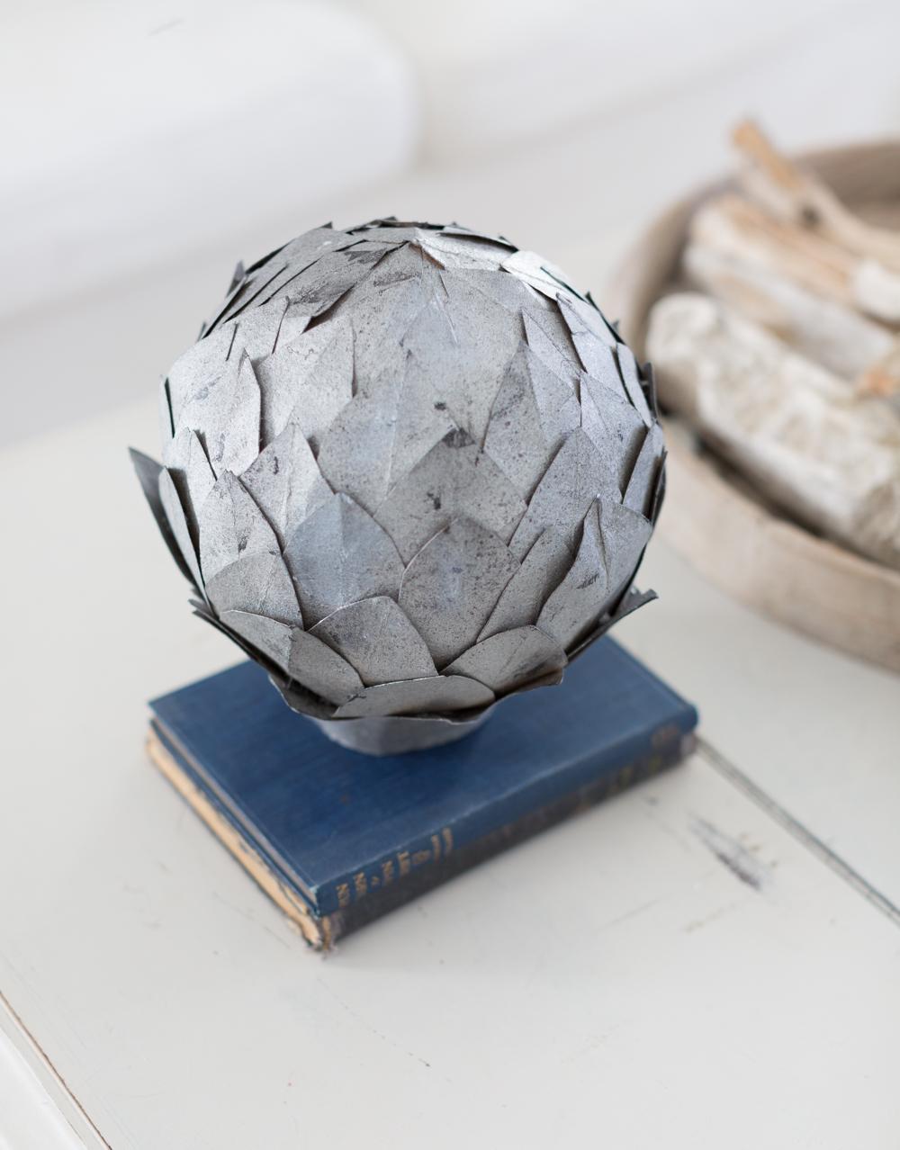 Leaf sphere knockoff_-14
