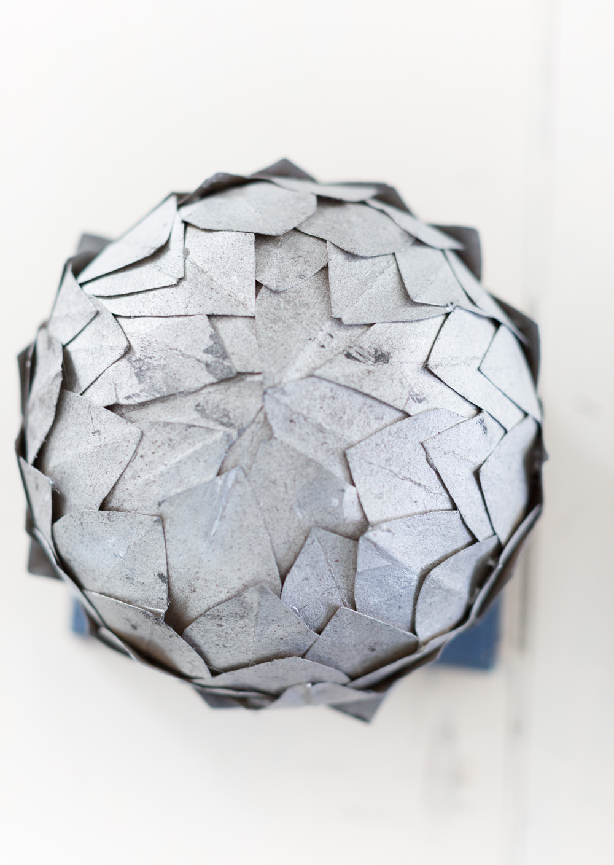 Leaf sphere knockoff_-15